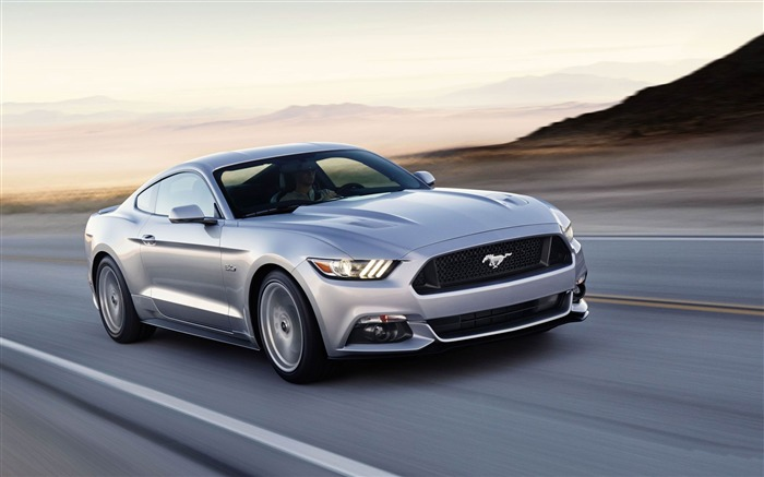 2015 Ford Mustang GT Car HD Wallpaper Views:9354