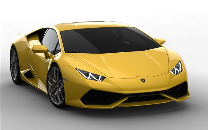 2015 Lamborghini Huracan LP640-4 Car HD Wallpaper Views:17346