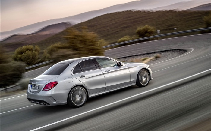 2015 Mercedes-Benz C-Class Car HD Wallpaper 01 Views:2785