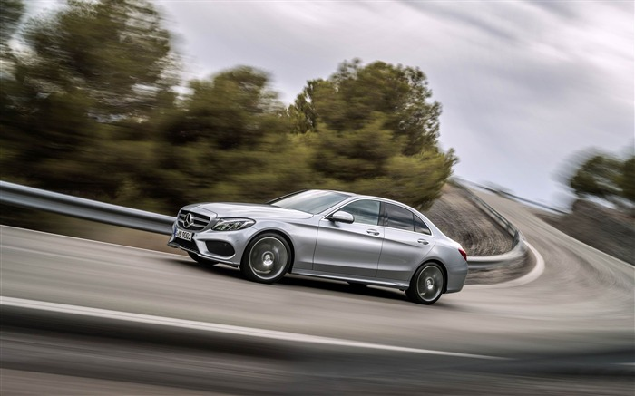 2015 Mercedes-Benz C-Class Car HD Wallpaper 02 Views:2623