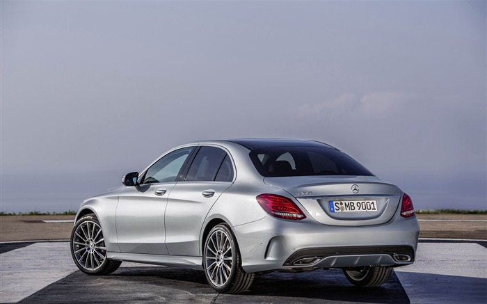 2015 Mercedes-Benz C-Class Car HD Wallpaper 04 Views:2921