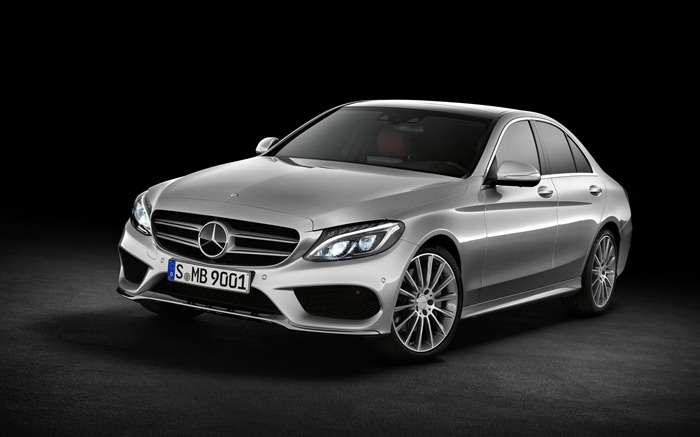 2015 Mercedes-Benz C-Class Car HD Wallpaper 05 Views:3122