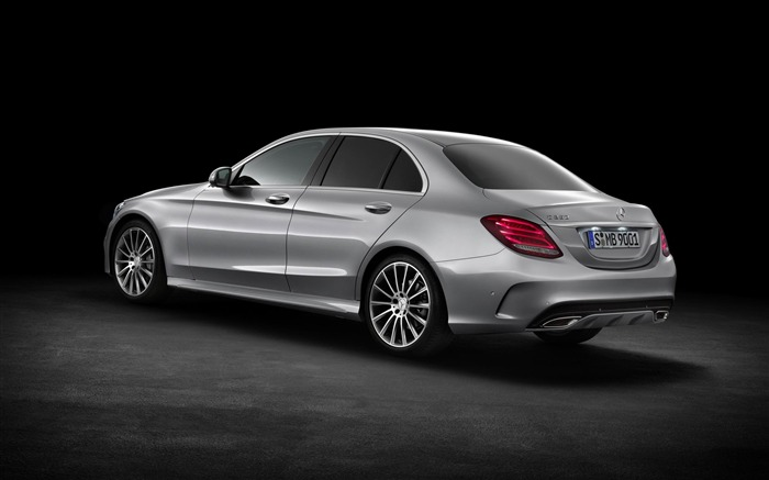 2015 Mercedes-Benz C-Class Car HD Wallpaper 07 Views:3094