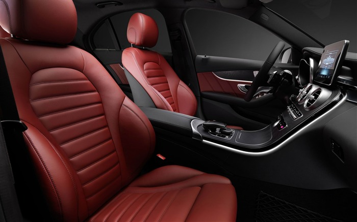 2015 Mercedes-Benz C-Class Car HD Wallpaper 10 Views:2644