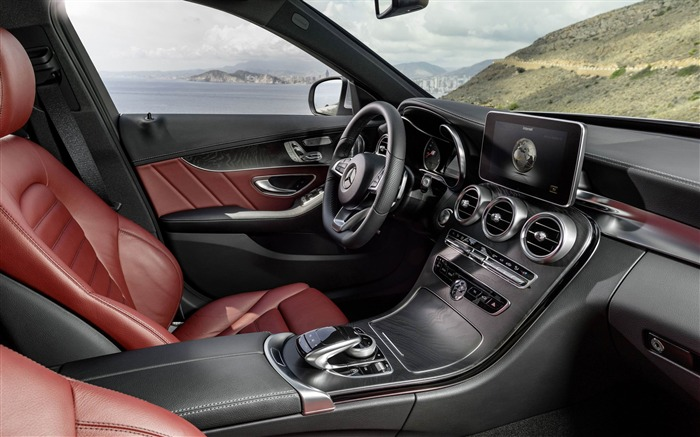 2015 Mercedes-Benz C-Class Car HD Wallpaper 11 Views:3212