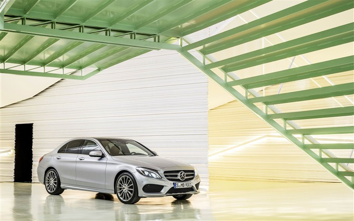 2015 Mercedes-Benz C-Class Car HD Wallpaper 12 Views:2995
