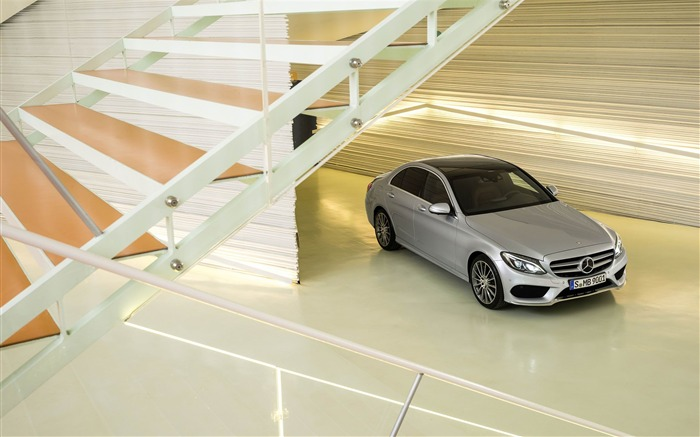2015 Mercedes-Benz C-Class Car HD Wallpaper 13 Views:2803