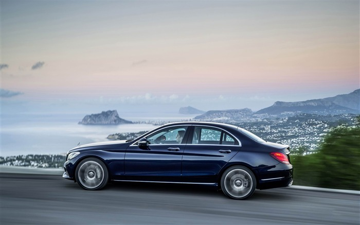 2015 Mercedes-Benz C-Class Car HD Wallpaper 15 Views:2674