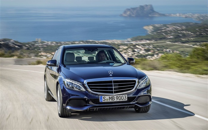 2015 Mercedes-Benz C-Class Car HD Wallpaper 16 Views:1447