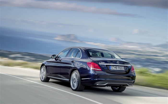 2015 Mercedes-Benz C-Class Car HD Wallpaper 17 Views:1243