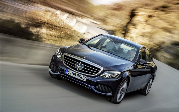 2015 Mercedes-Benz C-Class Car HD Wallpaper 22 Views:1355