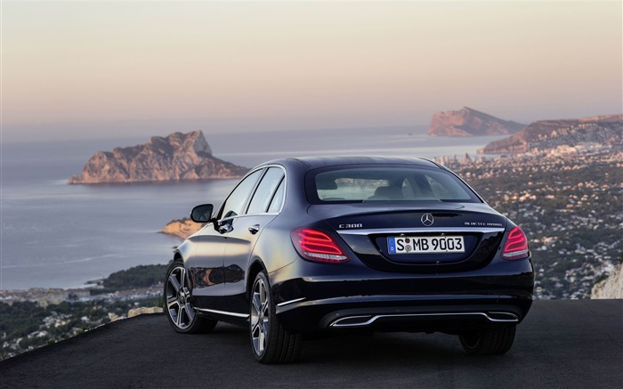 2015 Mercedes-Benz C-Class Car HD Wallpaper 24 Views:1735