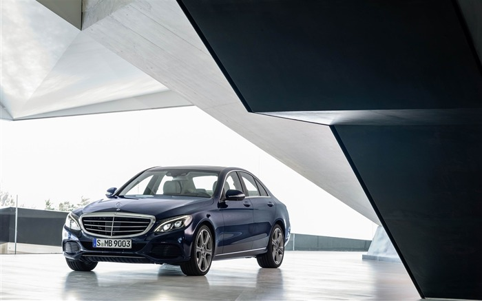 2015 Mercedes-Benz C-Class Car HD Wallpaper 25 Views:1441