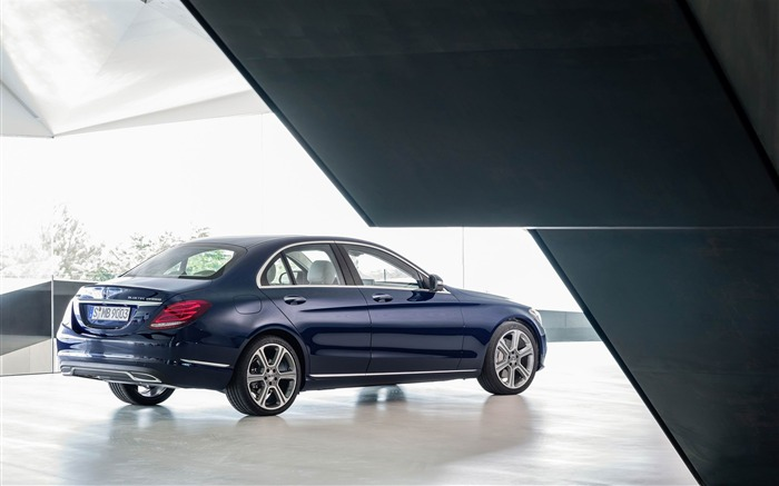 2015 Mercedes-Benz C-Class Car HD Wallpaper 26 Views:1926