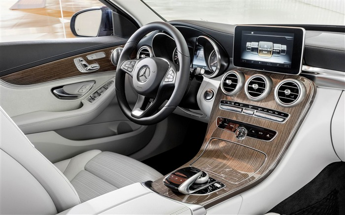 2015 Mercedes-Benz C-Class Car HD Wallpaper 28 Views:1754