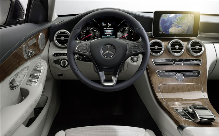2015 Mercedes-Benz C-Class Car HD Wallpaper 29 Views:1682