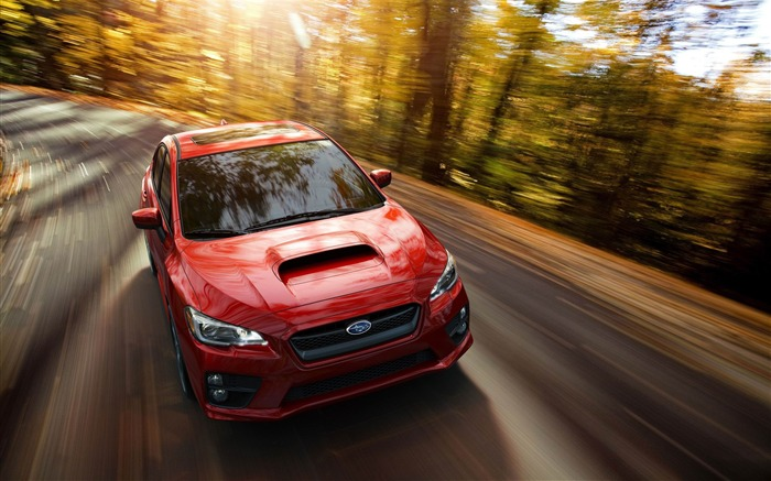 2015 Subaru WRX Car HD Wallpaper Views:5795