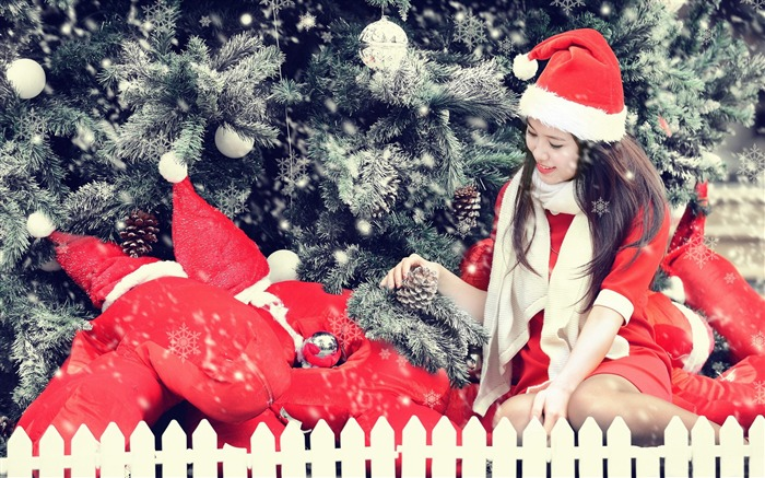 Christmas moments-Festival theme wallpaper Views:3581