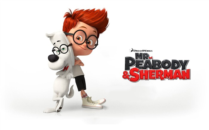 Mr Peabody And Sherman 2014 Movie HD Wallpaper 03 Views:3205
