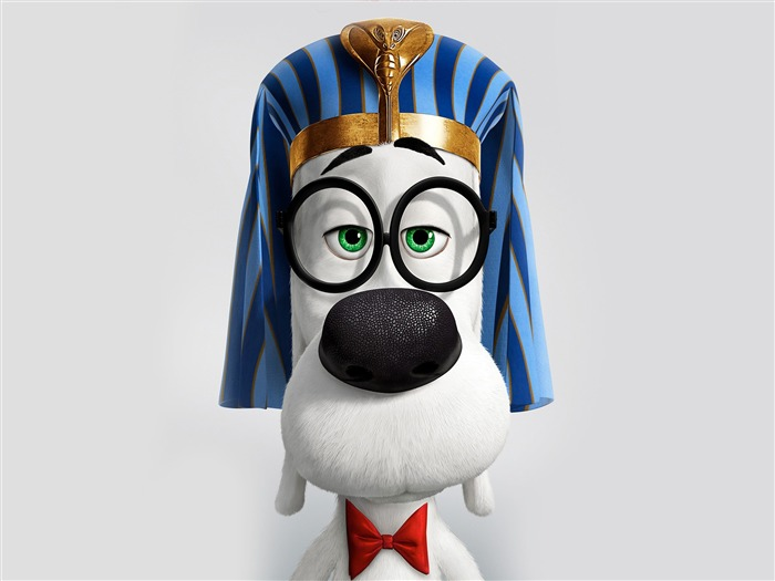 Mr Peabody And Sherman 2014 Movie HD Wallpaper 10 Views:2926