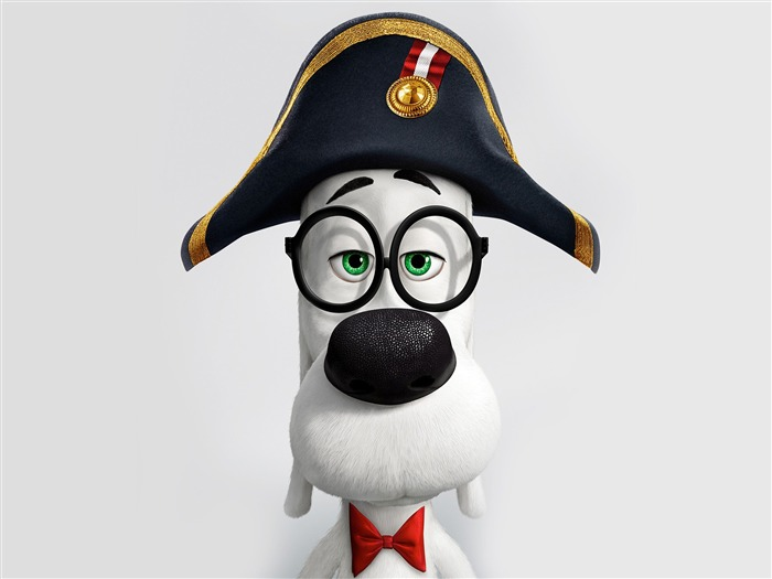 Mr Peabody And Sherman 2014 Movie HD Wallpaper 11 Views:2764