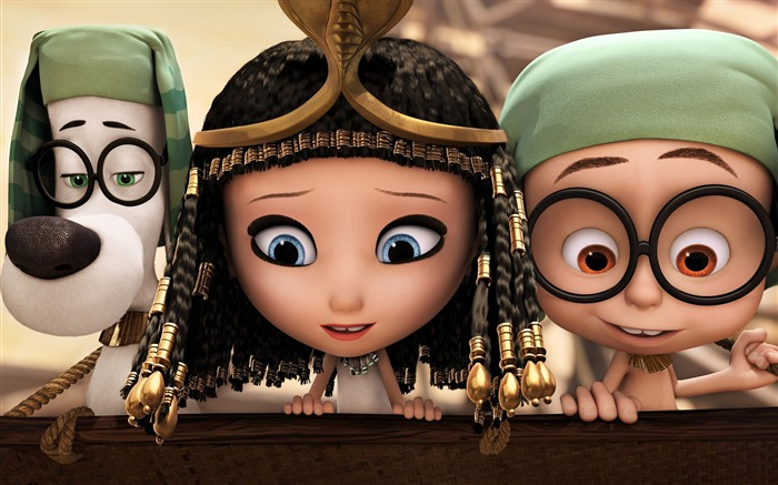 Mr Peabody And Sherman 2014 Movie HD Wallpaper 16 Views:2640