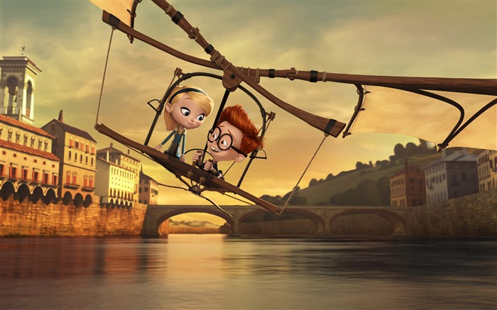 Mr Peabody And Sherman 2014 Movie HD Wallpaper 17 Views:2232