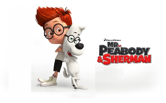 Mr Peabody And Sherman 2014 Movie HD Wallpaper 19 Views:2159