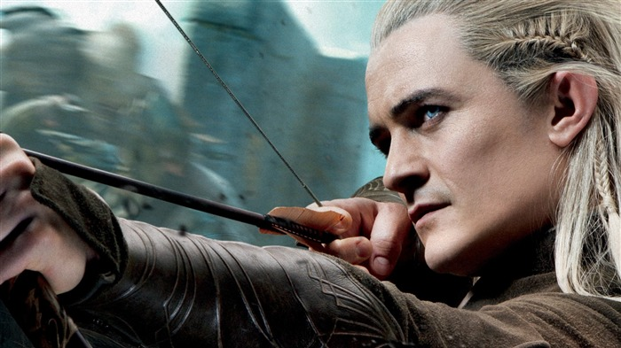 The Hobbit 2-The Desolation of Smaug Movie HD Wallpaper 07 Views:4853