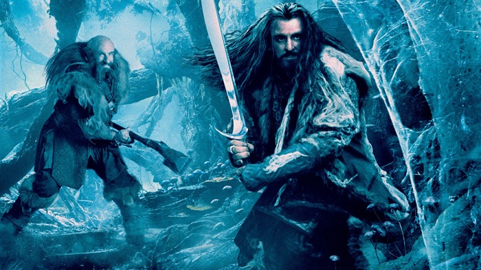 The Hobbit 2-The Desolation of Smaug Movie HD Wallpaper 09 Views:5294
