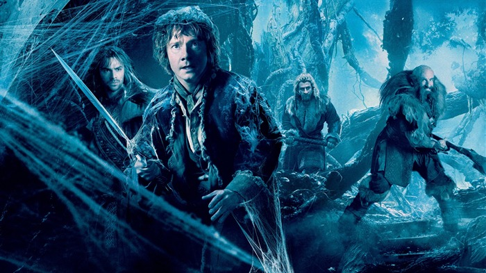 The Hobbit 2-The Desolation of Smaug Movie HD Wallpaper 10 Views:3412