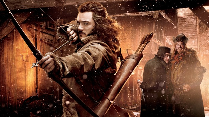 The Hobbit 2-The Desolation of Smaug Movie HD Wallpaper 11 Views:4063