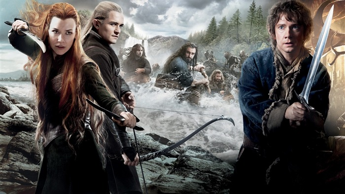 The Hobbit 2-The Desolation of Smaug Movie HD Wallpaper 16 Views:8054