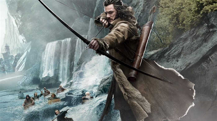 The Hobbit 2-The Desolation of Smaug Movie HD Wallpaper 21 Views:5979