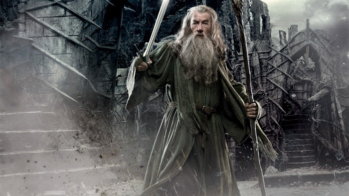 The Hobbit 2-The Desolation of Smaug Movie HD Wallpaper 22 Views:6622