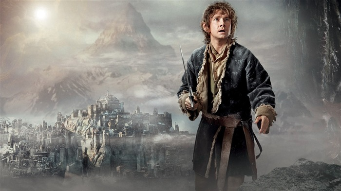 The Hobbit 2-The Desolation of Smaug Movie HD Wallpaper 23 Views:3692