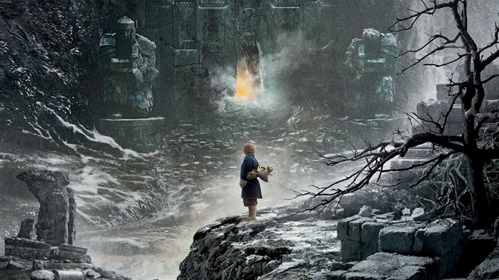 The Hobbit 2-The Desolation of Smaug Movie HD Wallpaper 25 Views:8447