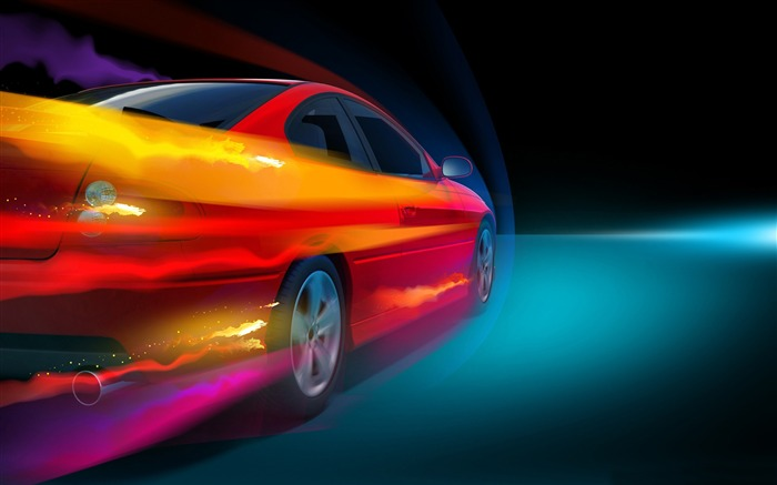 abstract car-Design HD wallpapers Views:1625