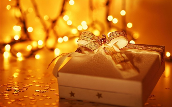 holiday gift box new year christmas-HIGH Quality Wallpaper Views:2346