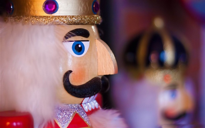 king of the nutcrackers-Holiday theme HD Wallpapers Views:3146