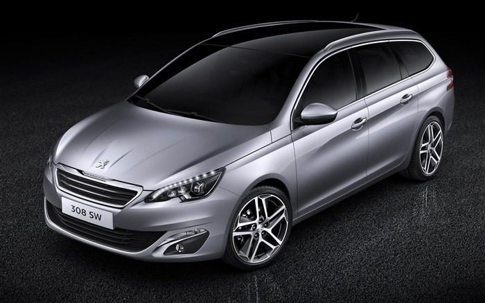 2014 Peugeot 308 SW Car HD Wallpaper 04 Views:3071
