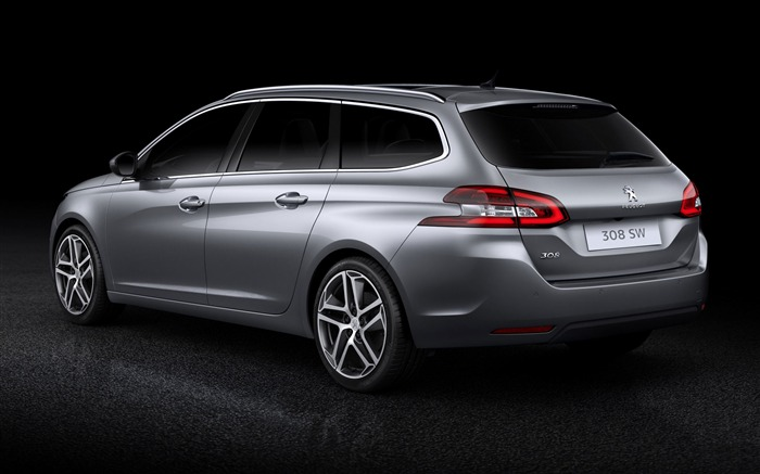 2014 Peugeot 308 SW Car HD Wallpaper 05 Views:2816