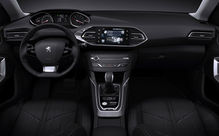 2014 Peugeot 308 SW Car HD Wallpaper 06 Views:3322
