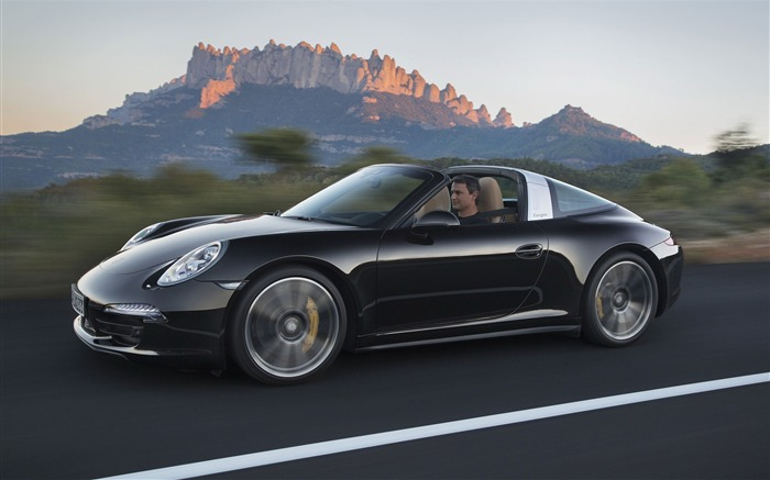 2014 Porsche 911 Targa Car HD Wallpaper Views:6165