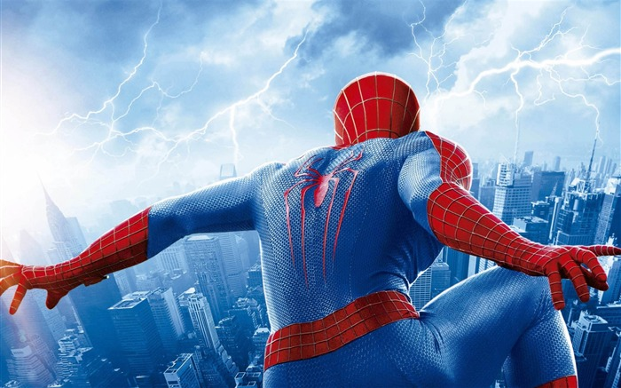 2014 the amazing spider man-Movie HD Wallpaper Views:3853
