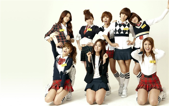 After school Korean girls Photo Wallpaper Views:9417