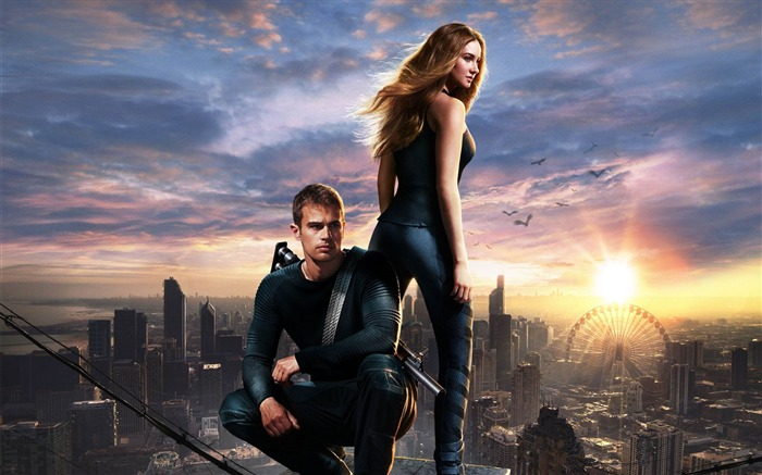 Divergent 2014-Movie HD Wallpapers Views:4631