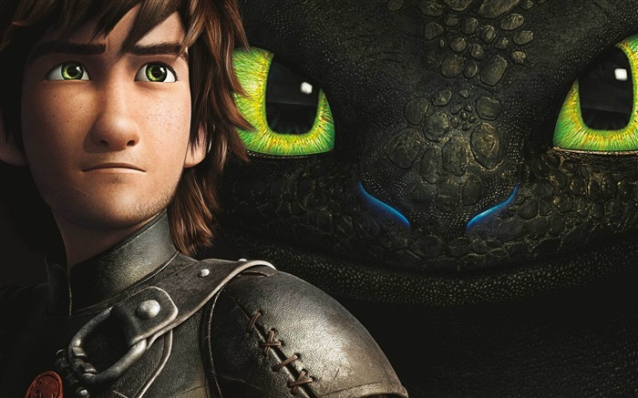 How To Train Your Dragon-Movie HD Wallpapers Views:2002