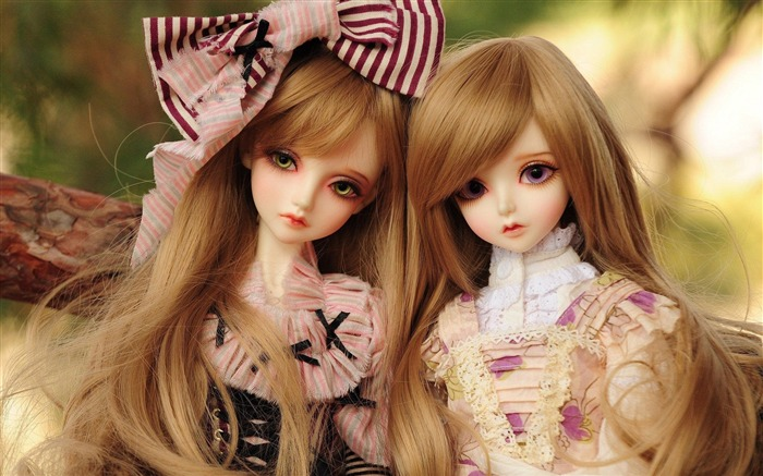 SD dolls cute close-up Photo Wallpaper 02 Views:2934