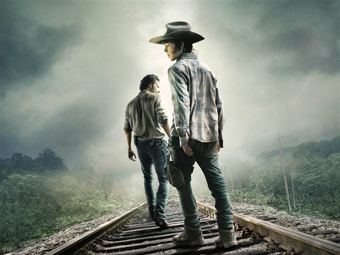 The Walking Dead 2014-Movie HD Wallpapers Views:2146